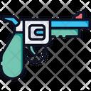 Gun Start Running Start Icon