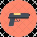 Gun Handgun Pistol Icon