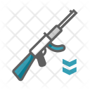 Conflict Weapon Gun Icon
