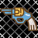 Gun Pistol Police Icon