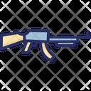 Gun Modern Shooter Icon