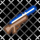 Gun Safari Travel Icon