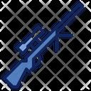 Gun Weapon Rifle Icon