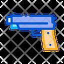 Gun Ancient Antique Icon
