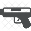 Shooting Weapon Shooting Game Icon