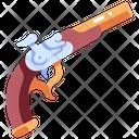 Gun Pirate Weapon Icon