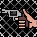 Shooter Hero Man Icon