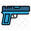 Gun Pistol Weapon Icon
