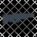 Gun Riffle Shoot Icon