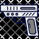 Gun Pistol Handgun Icon