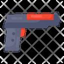 Gun Weapon Revolver Icon