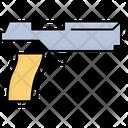 Gun Pistol Revolver Icon