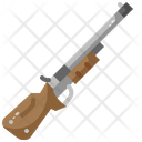 Gun Hunting Rifle Icon