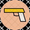 Gun Pistol Gunshot Icon