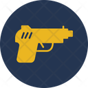 Gun Gun Shooting Pistol Icon