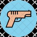 Gun Hand Handgun Icon