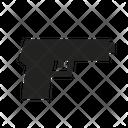 Gun Hunting Shoot Icon