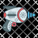 Gun Galaxy Laser Icon