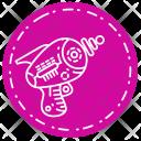 Gun Rocket Seo Icon