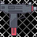 Uzi Gun War Icon