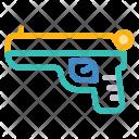 Gun Pistol Weapon Icon