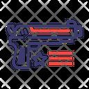 Gun Outlaw Icon