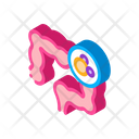 Gut Stomach Cancer Icon