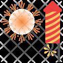 Night Celebration National Icon