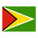 Guyana Flag Flags Icon