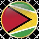Guyana South America Icon