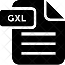 Gxl File Sheet Icon