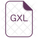 Gxl File Document Icon
