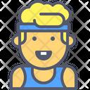 Gym Gym Boy Boy Icon