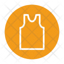 Gym Vest Sleeveless Icon