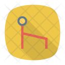 Gym Fitness Dumbbell Icon