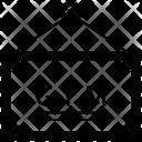 Gym Frame Board Icon