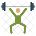 Gym Sports Weight Icon
