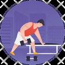 Gym Health Club Health Spa Icon