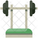 Gym Fitness Excercise Icon