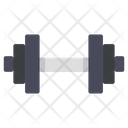 Gym Dumbbell Fitness Icon