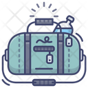 Bag Fitness Pack Icon