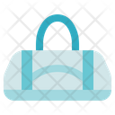 Fitness Gym Bag Icon