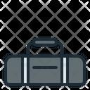Gym Bag Bag Fitness Icon