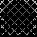 Duffle Bag Gym Bag Gym Sack Icon