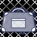 Gym Bag Bag Luggage Icon