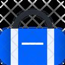 Gym Bag Sports Bag Duffle Bag Icon