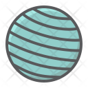Gym ball Icon