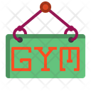 Fitness Sport Exercise Icon