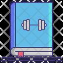 Gym Book Icon
