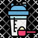 Gym Bottle Icon